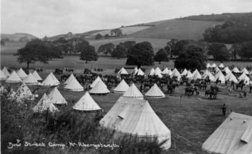 Bow Street Camp, early 20th century